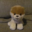 Gund Boo The Worlds Cutest Dog #4029715 Cream Tan Puppy Dog Lovey Plush 15""