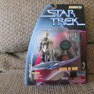 NBO Vintage Playmates Paramount Pictures Star Trek Warp Factor 5 Stock #65131 Seven Of Nine