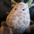 Carters #72081 Brown Giraffe Musical Wind Up Twinkle Twinkle Toy Lovey Plush 9""