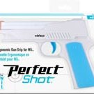Nintendo Wii Perfect Shot Gun (White)