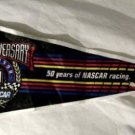 NASCAR 1948-1998 50TH ANNIVERSARY RACING PENNANT NRMINT