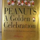 PEANUTS A GOLDEN CELEBRATION HARDBACK STORY OF SCHULZ