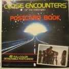 VINTAGE CLOSE ENCOUNTERS OF THE 3RD KIND POSTCARD BOOK!