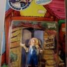 RAGGEDY ANN AND RAGGEDY ANDY FIGURE W/ TREEHOUSE, MIP