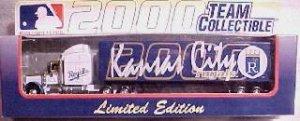 KANSAS CITY ROYALS 2000 LIMITED EDIT TRUCK MIB