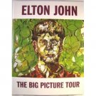 ELTON JOHNS PICTORIAL BIG PICTURE TOUR BOOK!*