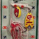 Kansas City Chiefs National Football League Tandem Spinner MOC FREE USA SHIPPING
