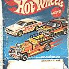 1981 vintage Hotwheels Landlord orange/chrome car MOC. FREE USA SHIPPING NOW!