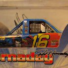 Ron Hornaday Superman Diecast #16 racing truck MIB autographed by Ron Hornaday!!