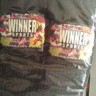 WINNER Sports BLACK Socks 12 Pairs