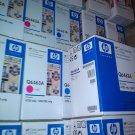 HP 4730 Color LaserJet Print Cartridge Set - Genuine HP Sealed
