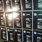 HP 5500/5550 Color LaserJet Print Cartridge Set Genuine HP Sealed