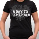 A Day to Remember Friends Girlie T-Shirt Size MEDIUM