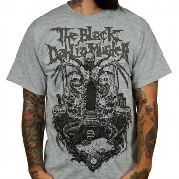 The Black Dahlia Murder Gates T-Shirt Size LARGE