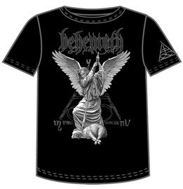 Behemoth Evangelia Heretika T-Shirt Size LARGE