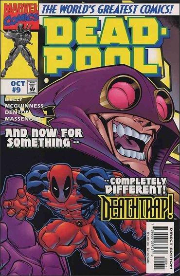 Deadpool #9 VF