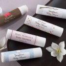 """Love & Kisses"" Personalized Lip Balm (stick) (set of 12)"