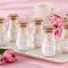 """Vintage"" Personalized Milk Bottle Favor Jar (Set of 12)"