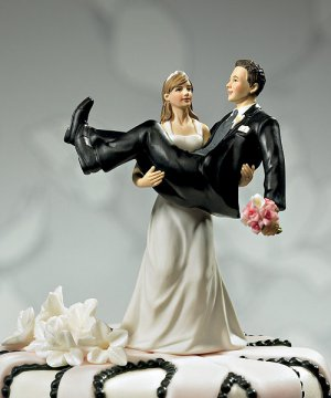 """""""To Have & To Hold"""" Couple Figurine"""