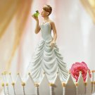 Princess Bride Kissing Frog Prince Figurine