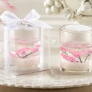 """Cherry Blossom"" Blossom-Filled Tea Light Holder"