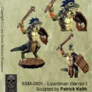Lizardman Warrior I