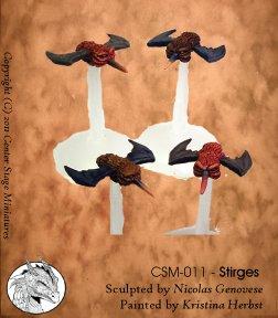 CSM-011 - Stirges