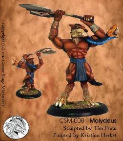 CSM-008 - Molydeus