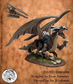 CSM--001 - Dracolisk