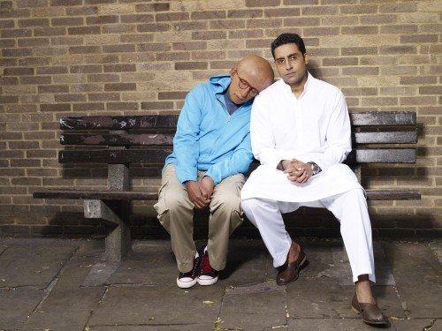 Paa Blu Ray - Abhishek & Amitabh Bachchan