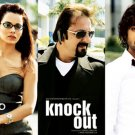 Knock Out  Hindi DVD * Sanjay Dutt, Irfan, Kangna *