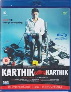 Karthik Calling Karthik Blu Ray * Farhan , Deepika