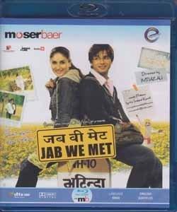 Jab We Met Blu Ray with English Subtitles