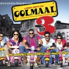 Golmaal 3 Hindi DVD * Ajay Devgan, Kareena Kapoor *