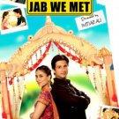 Jab We Met Hindi DVD *ing Kareena Kapoor, Shahid Kapoor