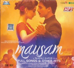 Mausam Hindi MP3 (Shahid Kapoor, Sonam Kapoor) (Pritam)