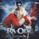 Ra.One Hindi Songs CD *Shahrukh Khan, Kareena Kapoor  (Ra One Hindi Audio CD)