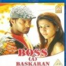 Boss Engira Baskaran Tamil Blu Ray (Ayngaran) * Nayanatara,Arya,Santhanam