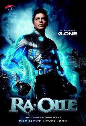 Ra.One Hindi DVD Stg: Sharukh Kahn, Karishama Kapoor