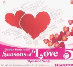 Seasons Of Love Vol - 5 (A Set Of 2 ACD's)