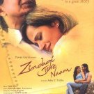Zindagi Tere Naam Hindi DVD Starring: Mithun Chakraborty, Ranjeeta, Priyanka Mehta,Aseem ali Khan