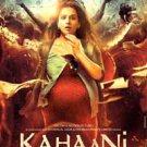 Kahaani Hindi DVD (2012) Starring Vidya Balan, Parambrata Chatterjee, Directed by Sujoy Ghosh