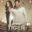 Ek Tha Tiger Hindi Audio CD (2012 / Bollywood / Indian / Cinema)