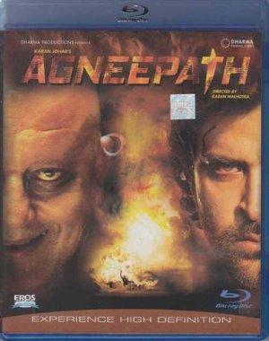 Agneepath Hindi Blu Ray (2012/Bollywood/Indian/Cinema/Movie)