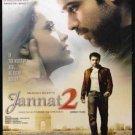 Jannat 2 Hindi DVD (2012/Bollywood/Film/Movie/Cinema) (2012)
