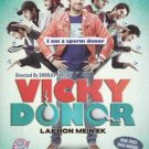 Vicky Donor Hindi DVD (2012/Bollywood/Indian/Cinema) * Ayushmann Khurrana