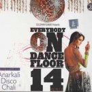 Everybody on Dance Floor 14 Remix (2012 / Bollywood/indian/cinema)hindi Audio Cd