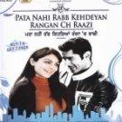 Pata Nahi Rabb Kehdeyan Rangan Ch Raazi Punjabi DVD