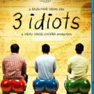 3 Idiots Hindi Blu Ray (Indian\Bollywood\Film\cinema) Aamir Khan, Kareena Kapoor