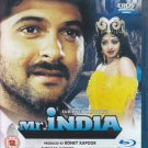 Mr.India (1987) Hindi Blu Ray (2012)(Bollywood / Cinema / Movie / Film / Indian)
